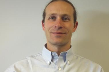 Chris Wilkes, Lead Engineer in the DP Engineering team.