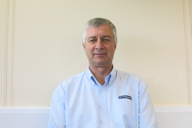 Colin Goldsworthy, Technical Director at DP Engineering.