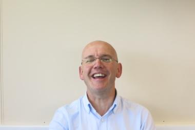 Martin Legg, CEO of the DP Engineering team.