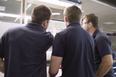 Our team place quality and team work as high priorities throughout our engineering processes.
